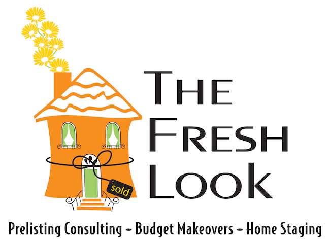 graphic of The Fresh Look's logo